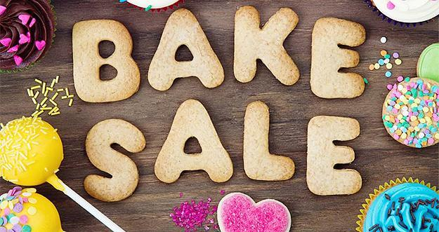 Bake Sale & Spaghetti Supper