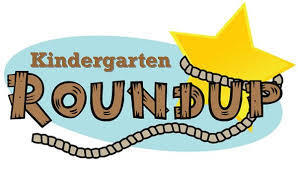 Kindergarten Roundup is Wednesday, April 18