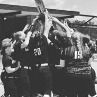 Lady Miners Softball Team Wins 4A State Championship