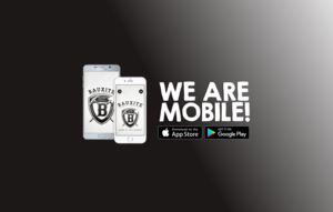 We are mobile! Download our app!