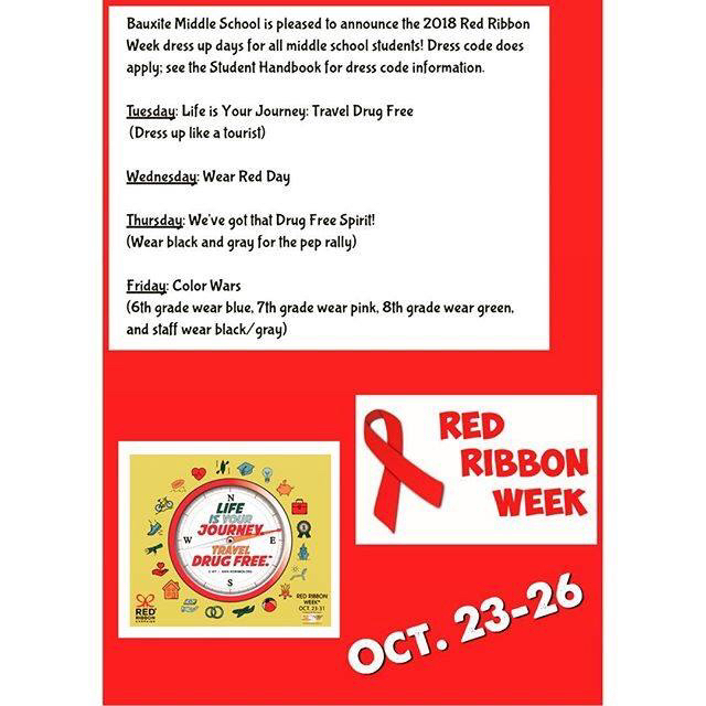 BMS Red Ribbon Week